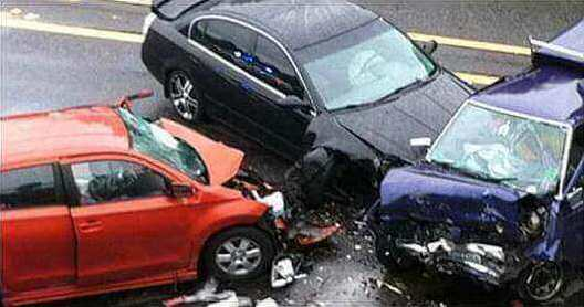 Массовая авария