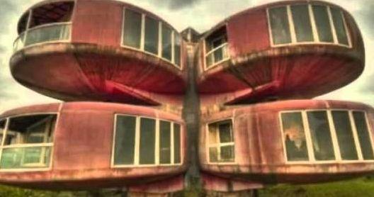 Необычные этажи