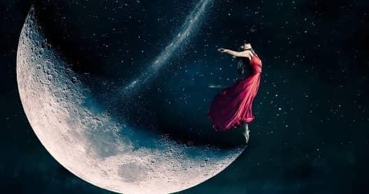Убывающая луна обряд
